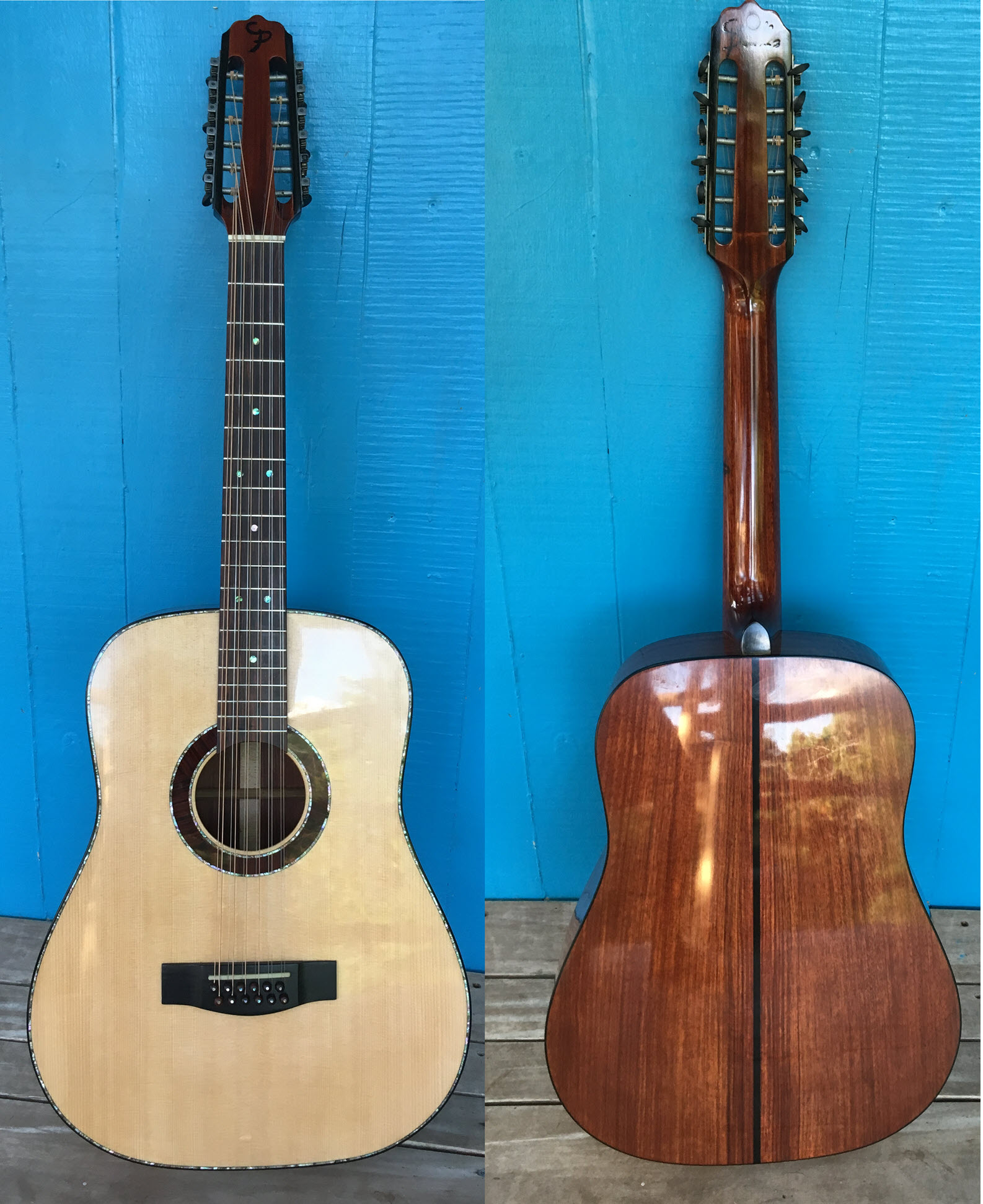 Cachimbo 12 String Dreadnought